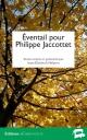 Éventail pour Philippe Jaccottet - couverture